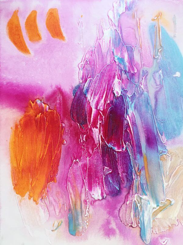 Kristen Kalp tenderness painting